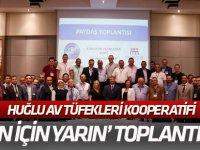 Konya'da 'Yarın için Bugün' toplantısı