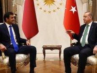 Katar Emiri Al Sani Türkiye'ye geliyor!