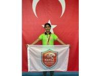 Kepez güreşte Türkiye 3'cüsü oldu