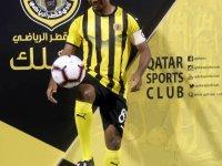 Eto'o,  Katar Spor Kulübüne imzayı attı