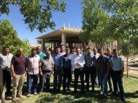 Başkan Oğuz'dan Dedemoğlu Mahallesi'ne ziyaret