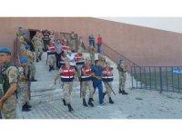 """Erzincan'da """"terör örgütü"""" davası"""