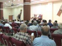 Karatay'da muhtarlarla istişare toplantısı düzenlendi