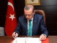 Erdoğan'dan sabah saatlerinde 7 kritik atama!