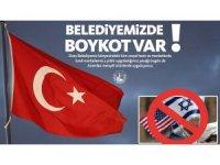 Sivas Belediyesinden ABD ürünlerine boykot kararı