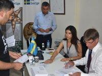 Kulu'da İsveç Seçimi Heyecanı