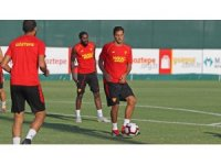 Göztepe'de Galatasaray maçı hazırlıkları