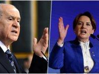 Olay yaratacak MHP ve İYİ Parti iddiası!