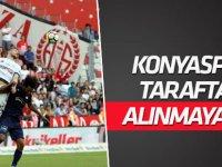 Antalyaspor maçına Konyaspor taraftarı alınmayacak