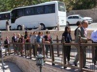 Büyükelçiler Konya'yı gezdi