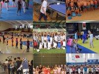 Yaz Spor Okulları dolu dolu geçiyor