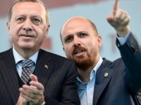 Cumhurbaşkanı Erdoğan'ın torun sevinci...
