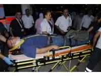 GÜNCELLEME 2 - Bursa-Ankara karayolunda zincirleme trafik kazası