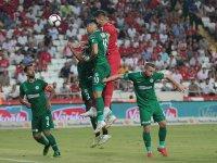 Antalya'da 6 gol var kazanan yok!