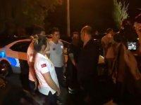 İçişleri Bakanı Soylu, Konya'da trafik denetimine katıldı