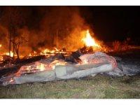 GÜNCELLEME - Kastamonu'da 8 ev yandı