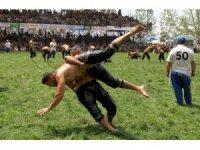 27. Geleneksel Yayla Seki Yağlı Güreşleri