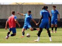 Ümraniyespor, Boluspor maçı hazırlıklarını sürdürdü