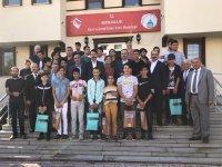 Bakan Kurum'un ilk bayram ziyareti kimsesiz çocuklara