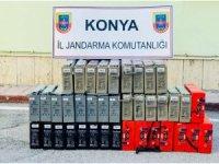 Baz istasyonlarından akü çaldığı iddiasıyla 4 kişi tutuklandı