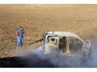 Sivas'ta hafif ticari araç devrildi: 1 ölü, 3 yaralı