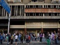 Venezuela'da 7,3 büyüklüğünde deprem...