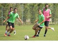 Atiker Konyaspor Bursaspor maçı hazırlıklarına devam ediyor