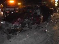 Konya'da otomobil hafif ticari araçla çarpıştı: 8 yaralı