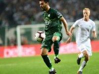 Bursasporlu futbolcular kaçan 3 puana yanıyor