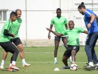 Atiker Konyaspor, Yeni Malatyaspor maçı hazırlıklarına başladı