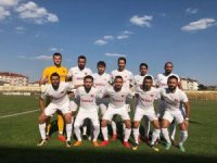 Akşehirspor'un hazırlık maçı olaylı bitti