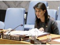 BM ABD Daimi Temsilcisi Haley'den Rusya'ya sert İdlib eleştirisi