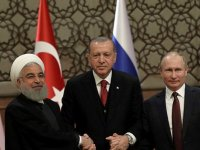 """""""Tahran'daki üçlü koalisyon ABD nüfuzunun gerilemesinin başlangıcı olacak"""""""