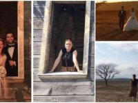 Afrin şehidinin eşi bu fotoğraflarla Türkiye'yi ağlattı
