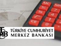 Merkez Bankası'nın enflasyon beklentisi  yükseldi