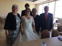 İhsan Kayseri kızı Onur'u evlendirdi