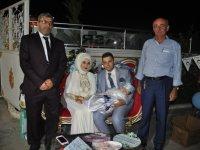 Mustafa Ortaabacı sünnet oldu