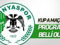 Ziraat Türkiye Kupası'nda 3. tur maç programı belli oldu