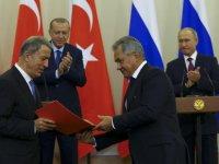Türkiye-Rusya İdlip için anlaştı