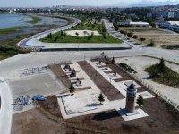 Beyşehir'de masal kahramanları parkına yoğun ilgi