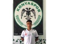 Konyasporlu genç oyuncuya Milli davet
