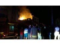 Suriyeli ailenin yaşadığı ahşap evde yangın çıktı: 2 ölü 3 yaralı