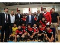 Yeşilay'ın destek verdiği futbol kulübünün büyük başarısı