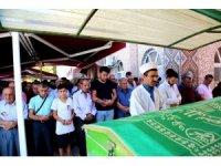 Afyonkarahisar'daki kazada ölen sürücü Sarıgöl'de defnedildi