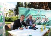 Bursaspor'da Ertuğrul Ersoy'un sözleşmesi uzatıldı