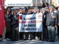Konya'nın ilçelerinde 19 Eylül Gaziler Günü