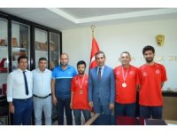 Masa tenisinde Adıyaman Türkiye üçüncüsü oldu