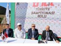 Türkiye Trial Şampiyonası'nın 4. ayağı Bolu'da yapılacak