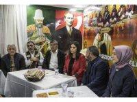 Türkmen Alevi Bektaşi Vakfı'ndan muharrem iftarı