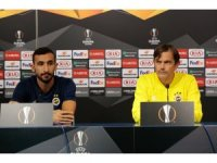Dinamo Zagreb-Fenerbahçe maçına doğru